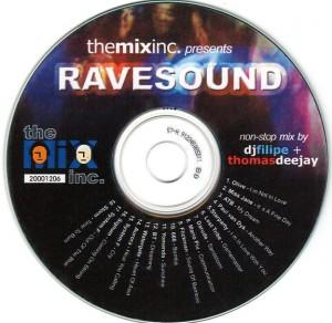The Mix Inc. presents RAVESOUND (2000)